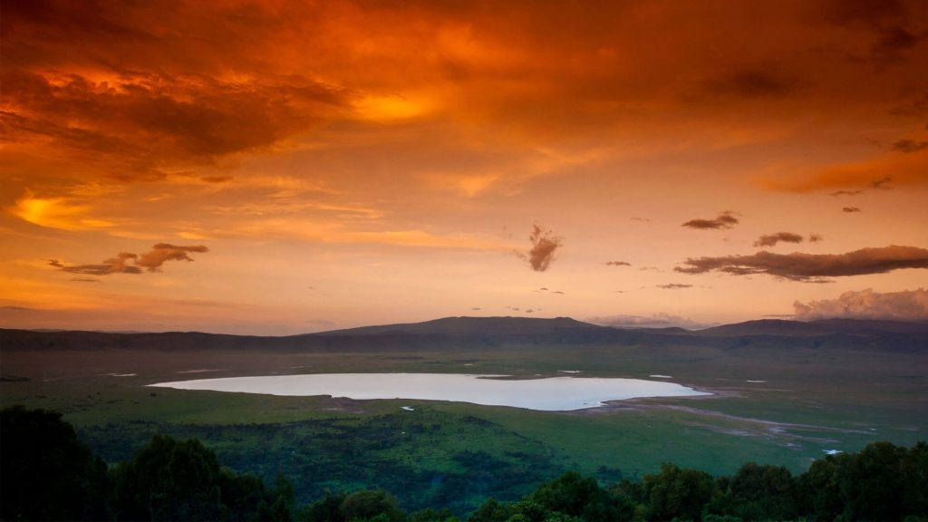 Tanzania Ngorongoro Crater family safari African safari holidays