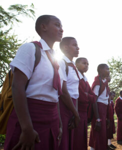 girl education africa community support