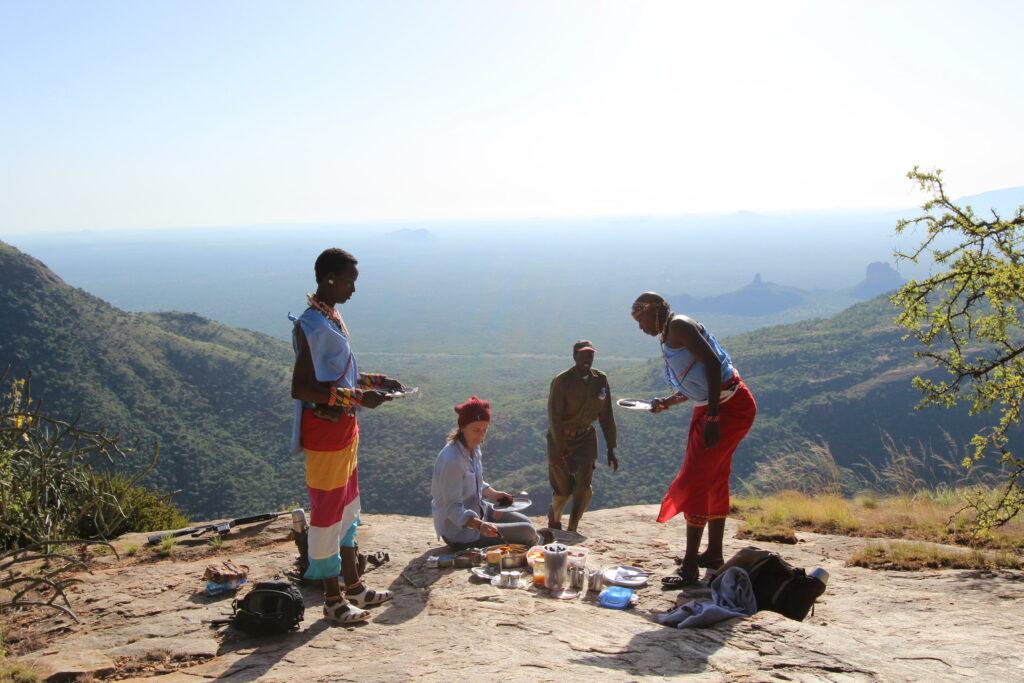 Kenya Saruni Samburu family safari
