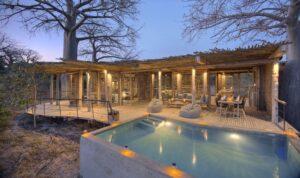 Best safari lodges for families Tanzania Ruaha Jabali house