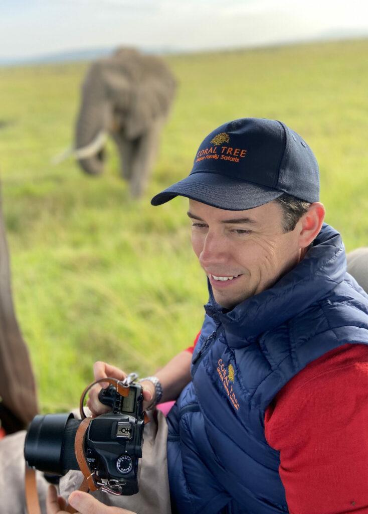 Kenya Mike safari Mahali Mzuri