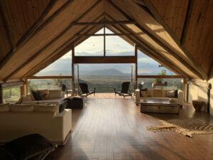 Best safari lodges for families - cottars bush villa