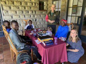 Coral Tree Girls Fund education family safari