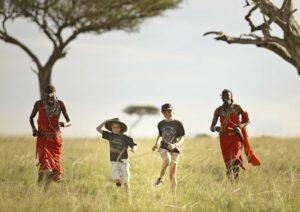 Kenya Masai Mara luxury family safari Kichwa Tembo Stevie Mann