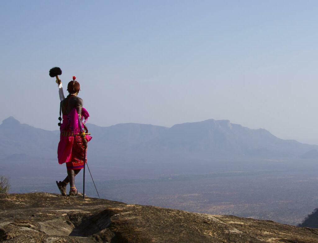 Samburu Sarara Matthews Mountains